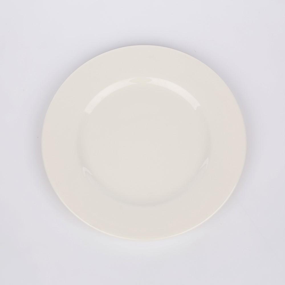 Talerz deserowy porcelana Karolina Spring 19cm