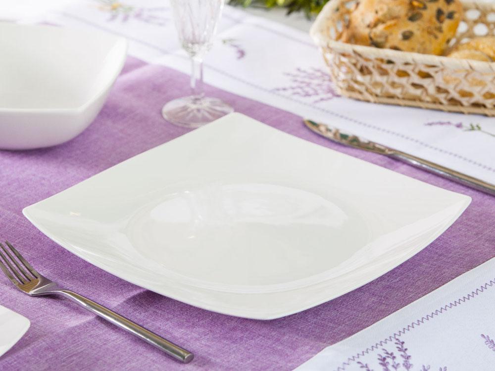 Talerz obiadowy płytki Altom Design Regular 27 cm