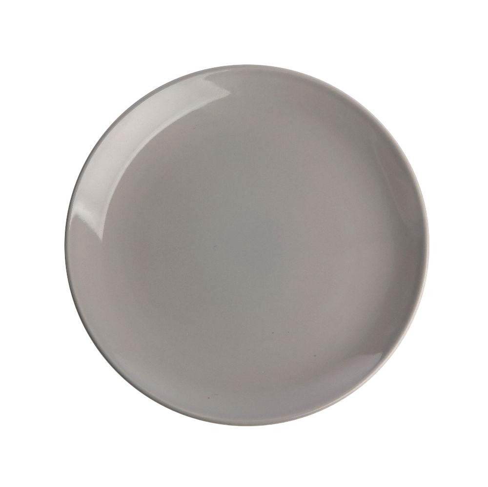 Talerz deserowy Altom Design Monokolor szary 19 cm