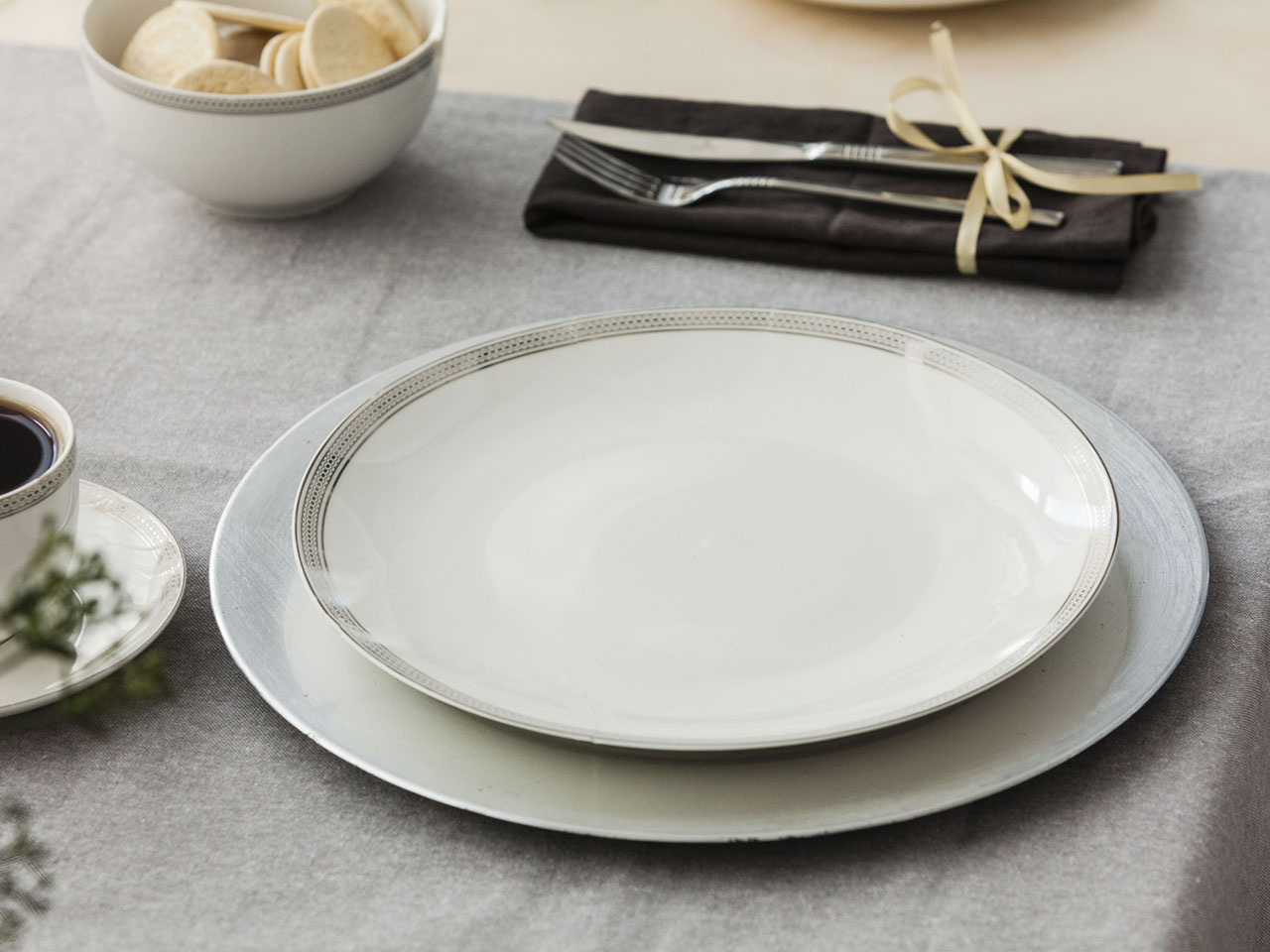 Bella Elegant dinner plate 26 cm NBC