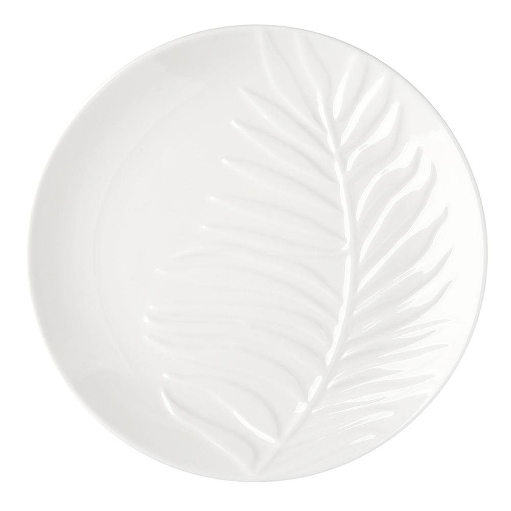 Tropical white talerz deserowy 20 cm