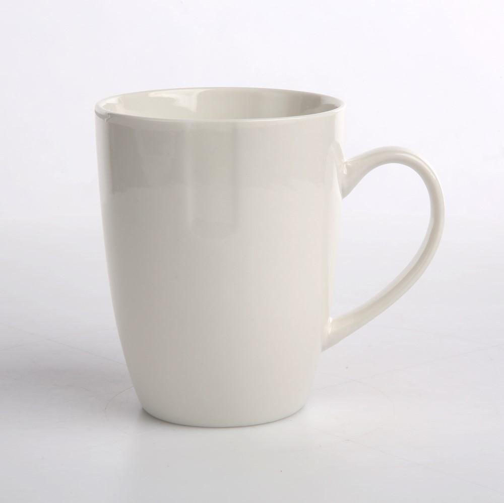 Kubek porcelanowy z tłoczeniem Altom Design 300 ml
