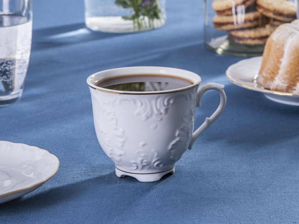 Filiżanka porcelana Ćmielów Rococo 3604 250 ml