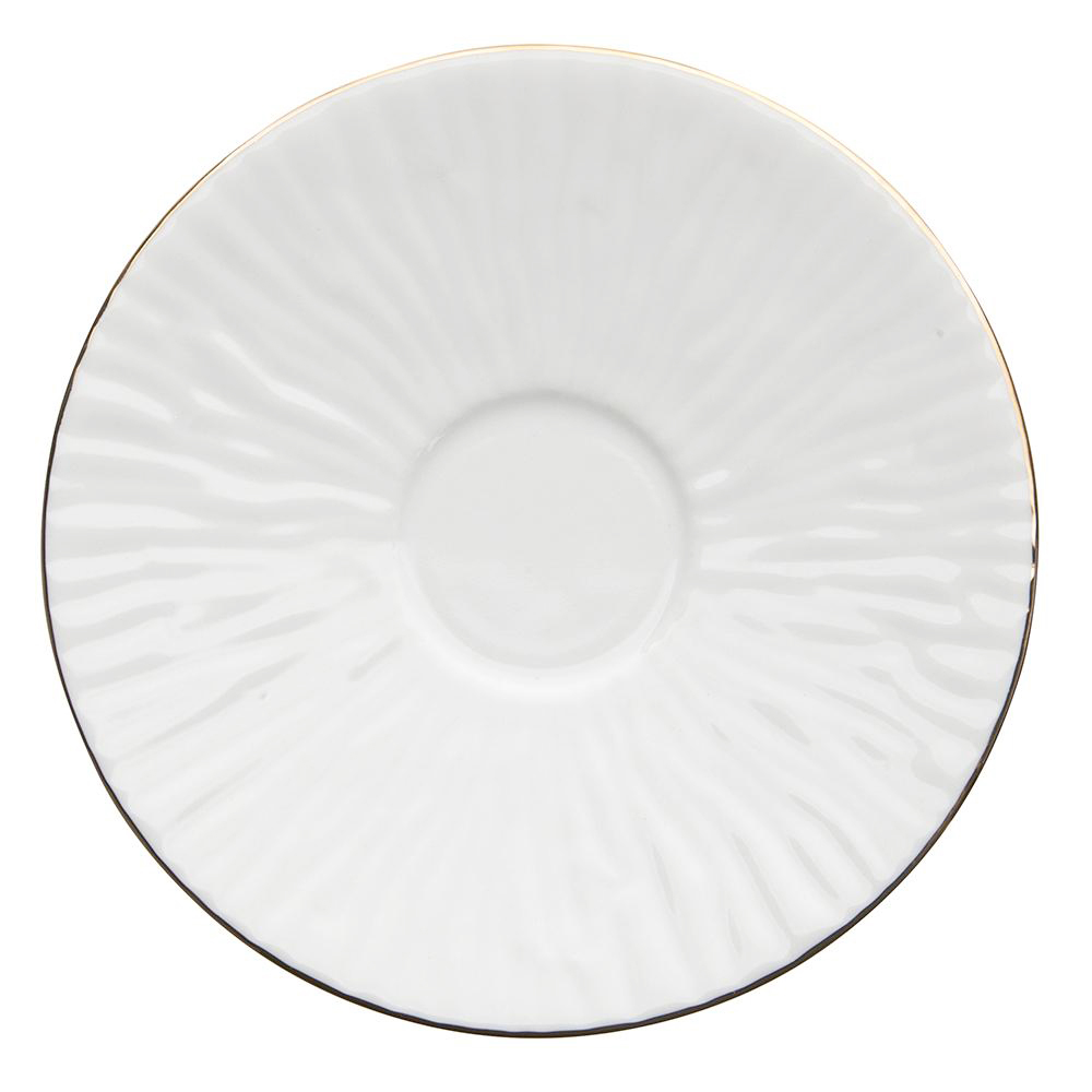Spodek porcelanowy do filiżanki MariaPaula Natura 16 cm