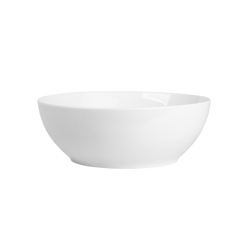 Miska / Salaterka porcelana MariaPaula Biała 23cm