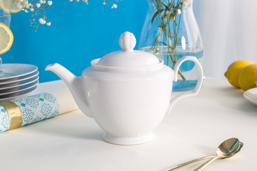 MariaPaula white kettle 0,36l