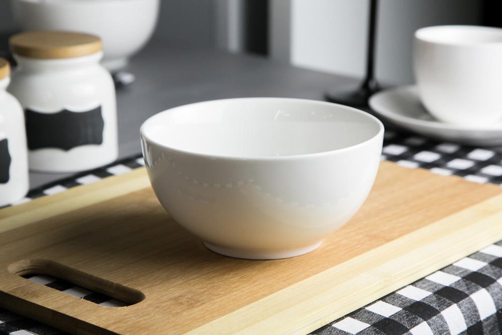 Miska / Salaterka porcelana kremowa Altom Design Bella 14 cm