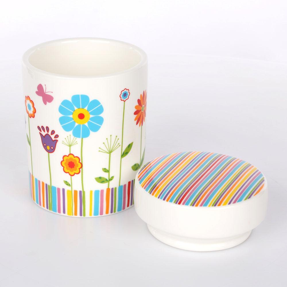 Pojemnik kuchenny porcelana Altom Design kolekcja Crazy Daisy