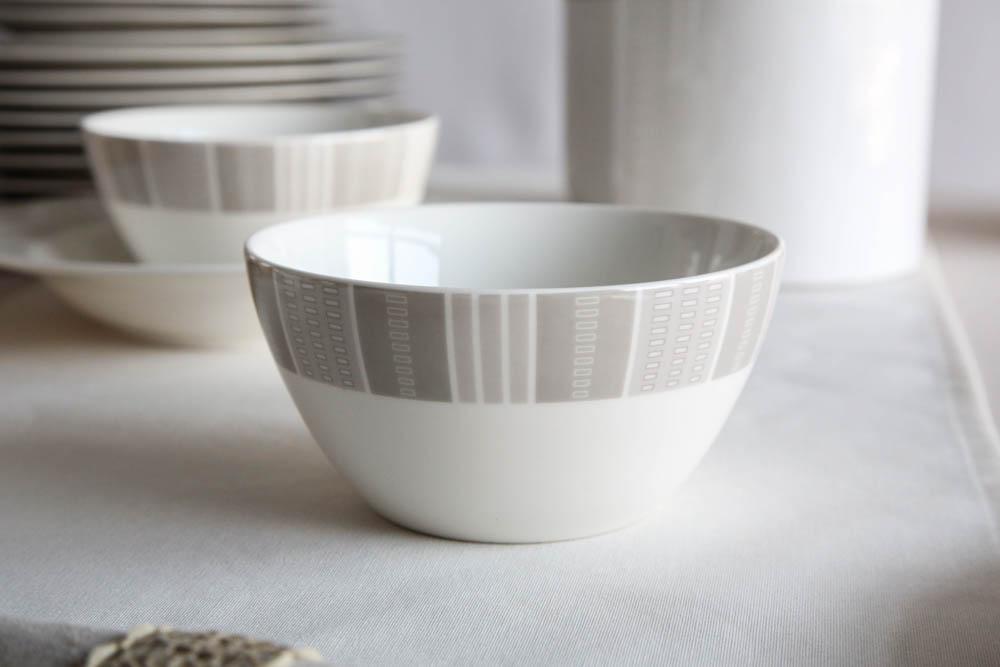 MARIAPAULA ECRU Alison salad bowl 14cm