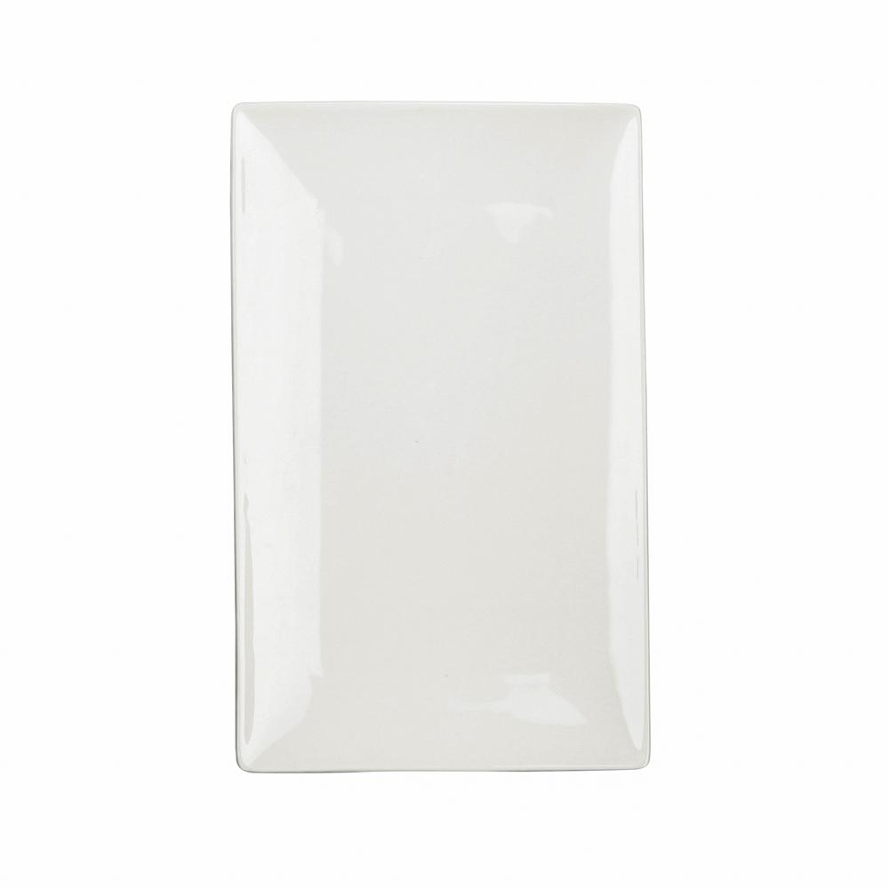 Półmisek prostokątny porcelana Altom Design Regular 26 cm