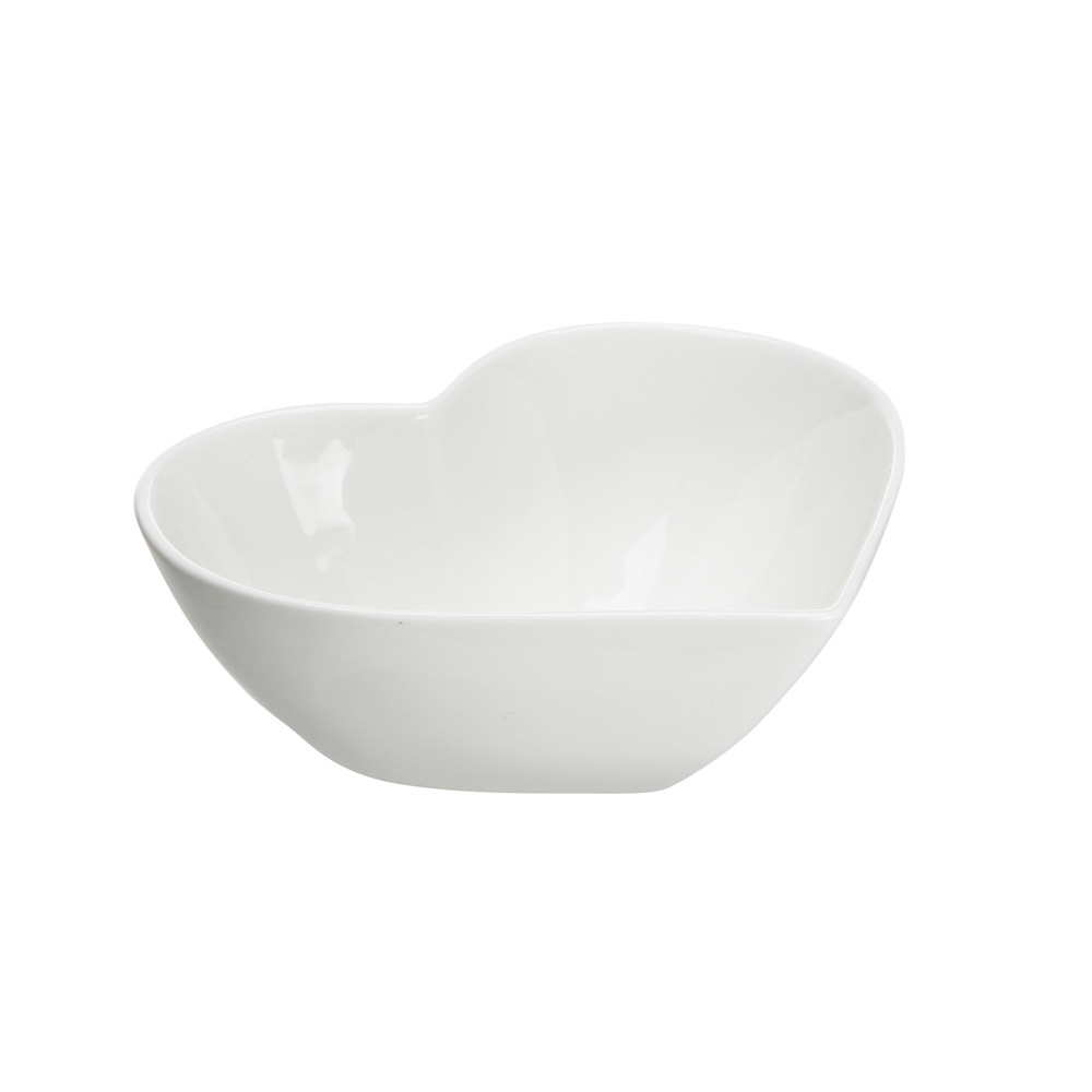 Miska porcelana Altom Design Regular serce 13 cm