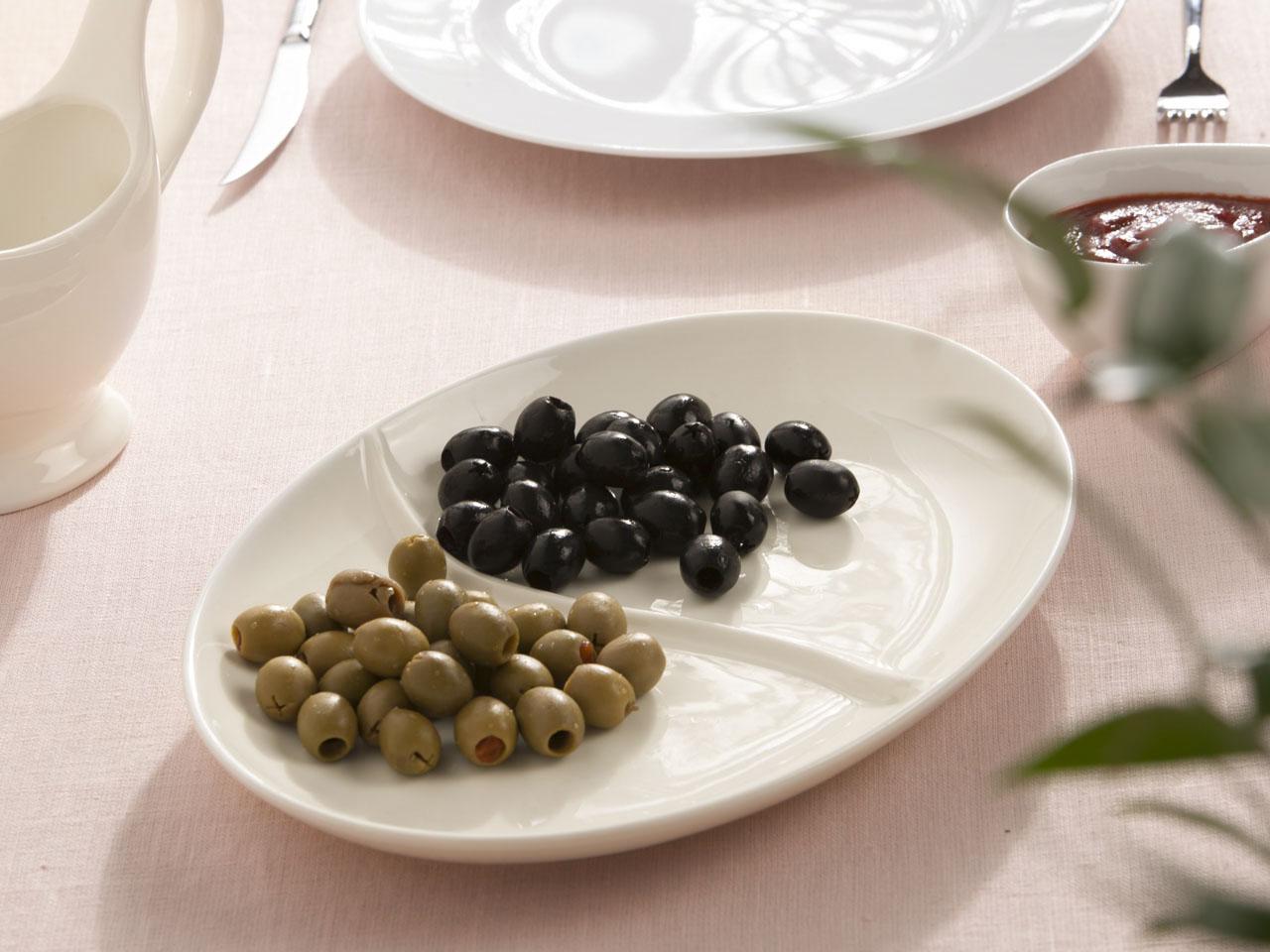 Naczynie / półmisek 2-dzielne porcelana Altom Design Regular 29,5 cm