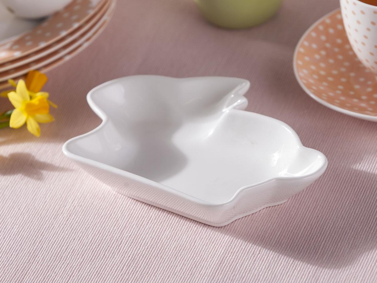 Półmisek / Naczynie zajączek porcelanowe Wielkanoc Altom Design