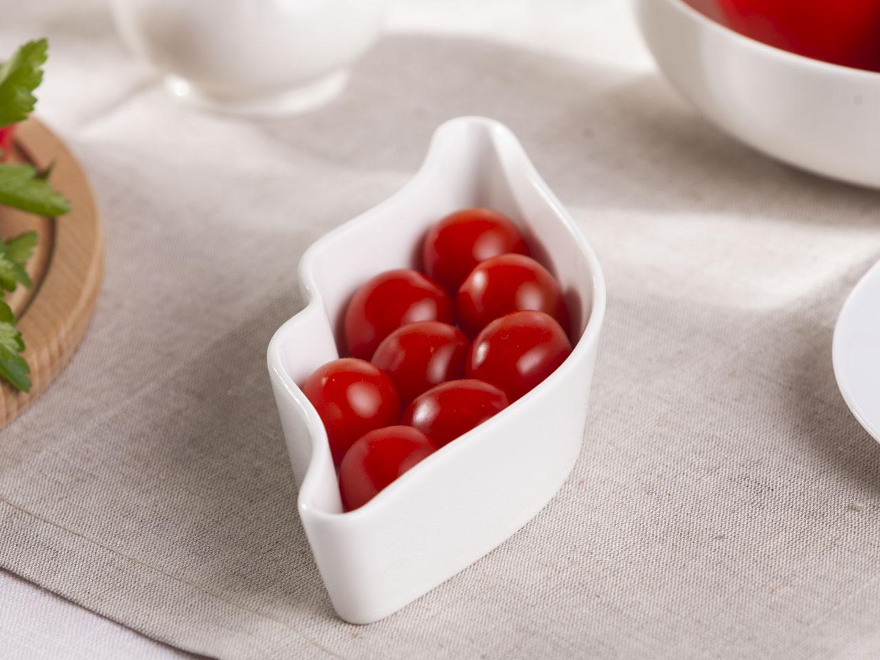 Miska / salaterka / dipówka porcelanowa Altom Design Usta 20 cm