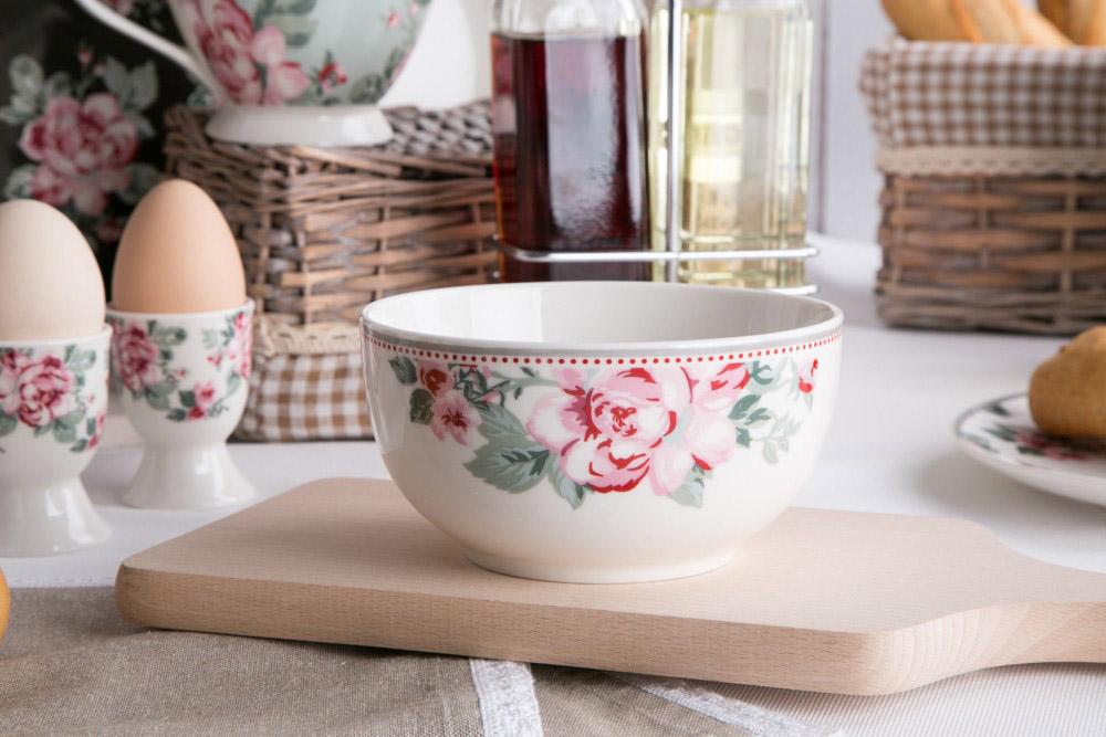 Miska / salaterka porcelanowa Altom Design Róża Paryska 14 cm