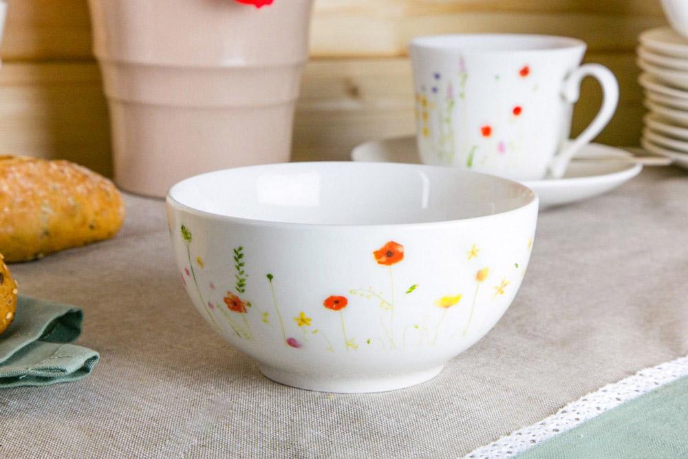 Miska / salaterka porcelanowa Altom Design Maki 14 cm