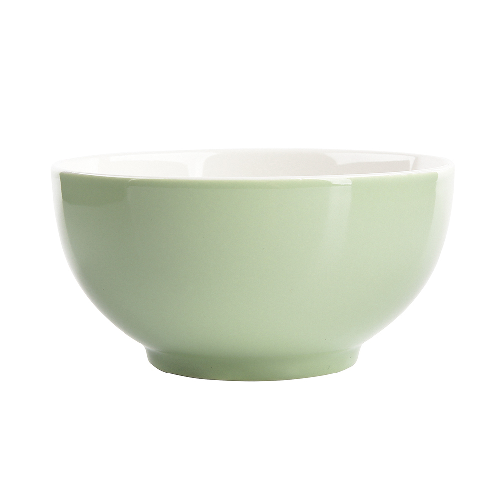 Miska / salaterka porcelanowa Altom Design Monokolor Seledynowy 14 cm
