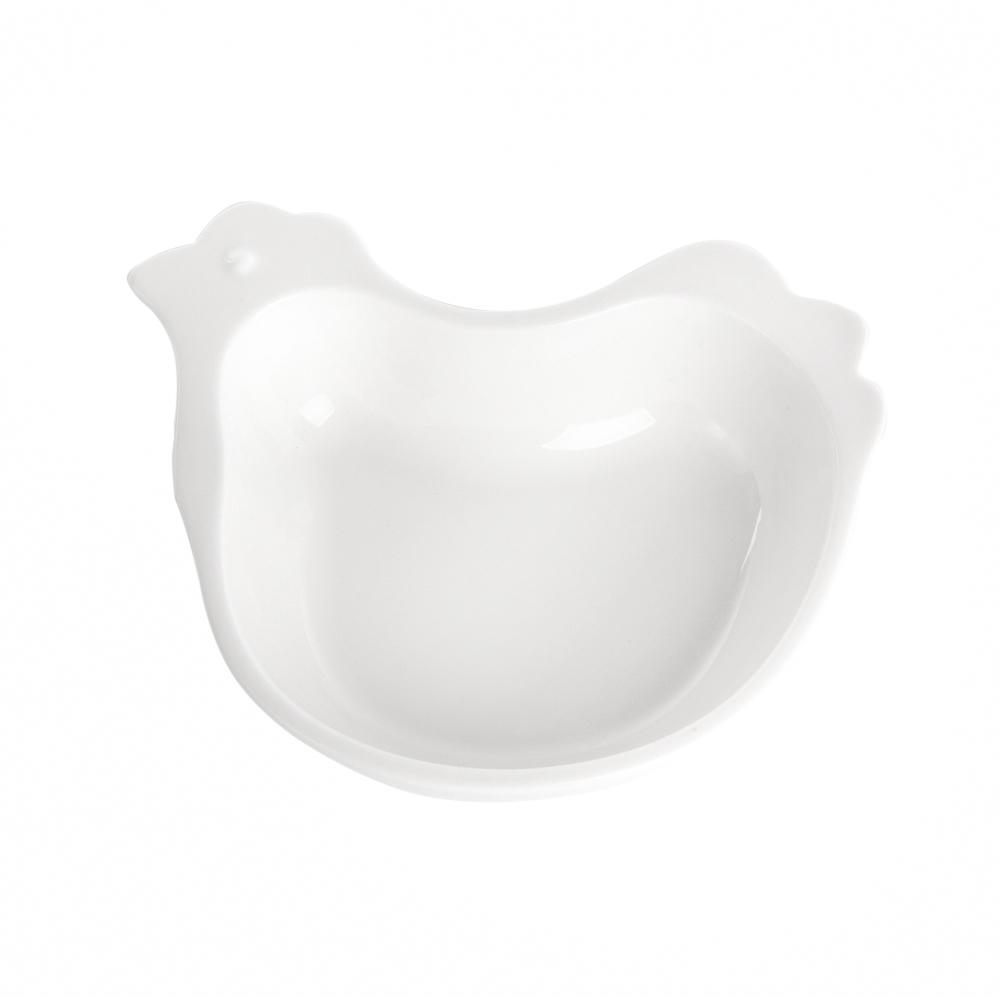 Talerz / miska / naczynie kurka porcelana święta Wielkanoc Altom Design 14 cm