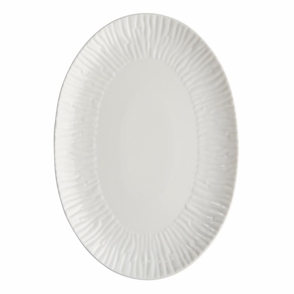 Półmisek porcelanowy MariaPaula Natura 33 cm