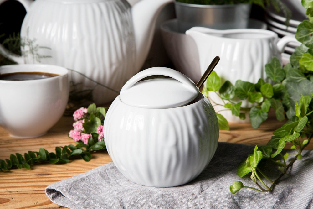 Cukiernica porcelanowa MariaPaula Natura 330 ml