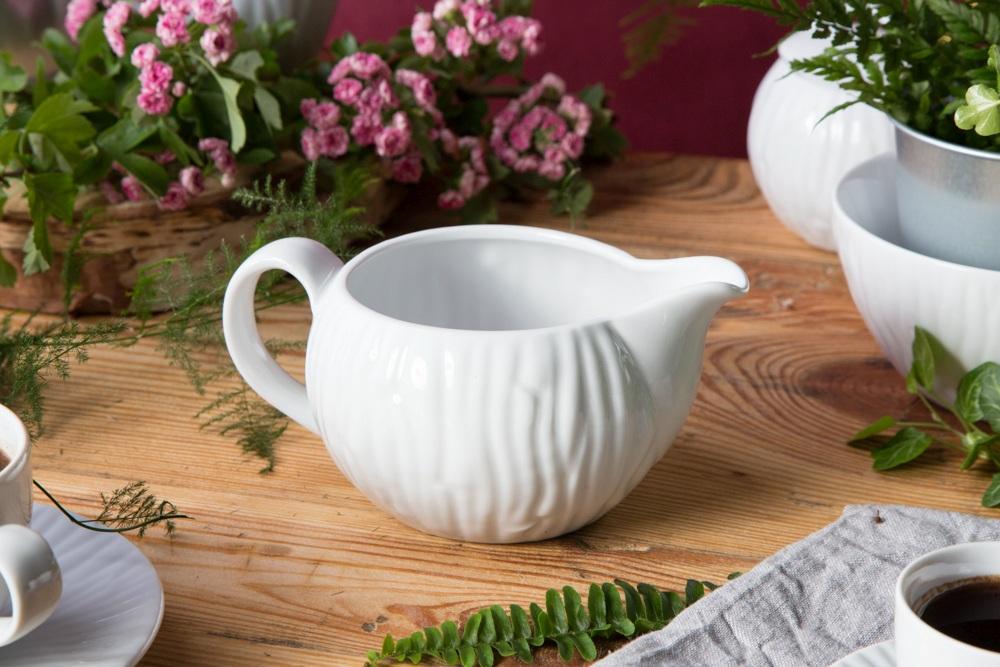 Sosjerka porcelanowa MariaPaula Natura 600 ml