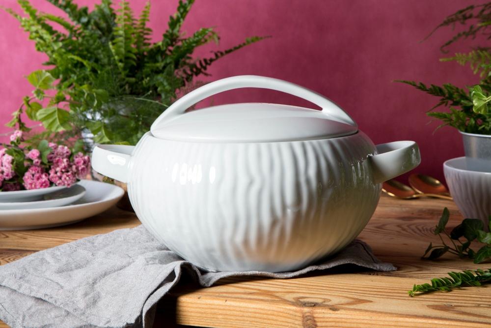 Waza do zupy porcelanowa MariaPaula Natura 3,5 l