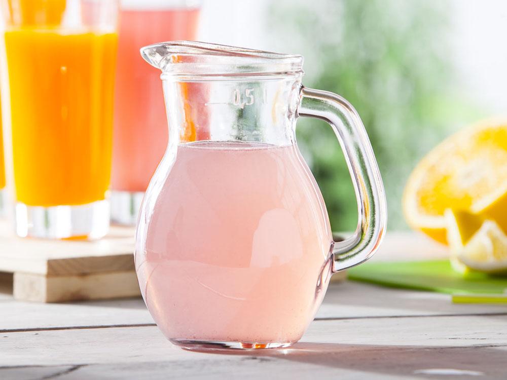 Dzbanek szklany do wody / soku Hrastnik Ben 500 ml