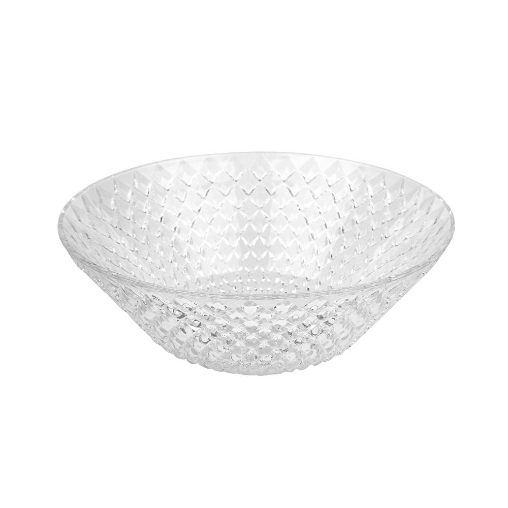 Salaterka szklana Altom Design Polaris 19,5 cm