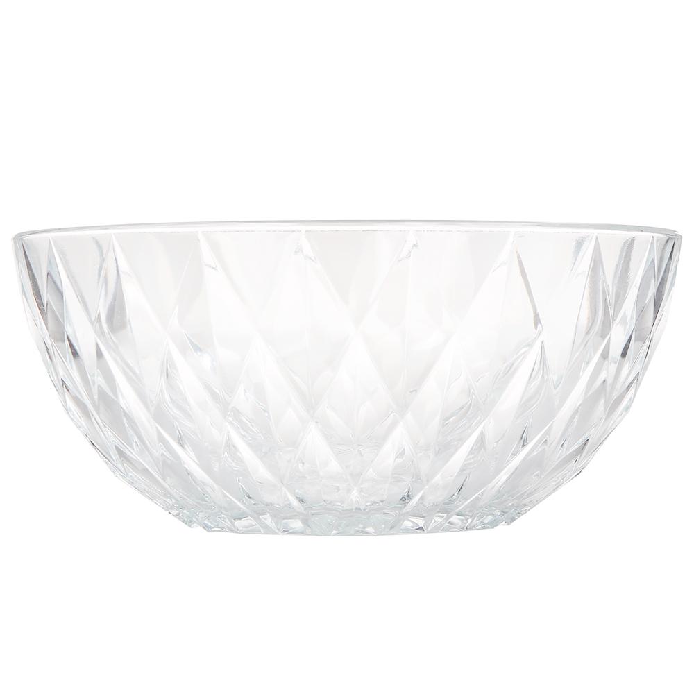Miska / salaterka szklana Altom Design Kwiat 22,7 cm