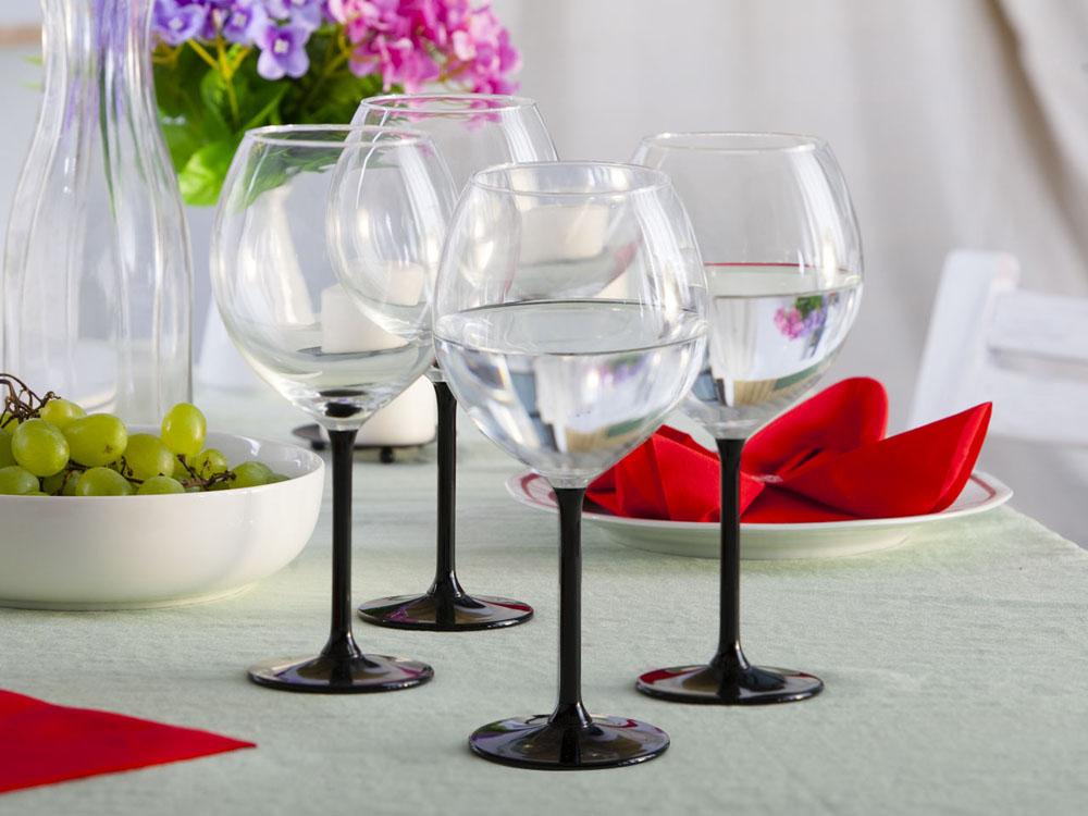 Kieliszki do wina Onyx 700 ml komplet 4 szt.