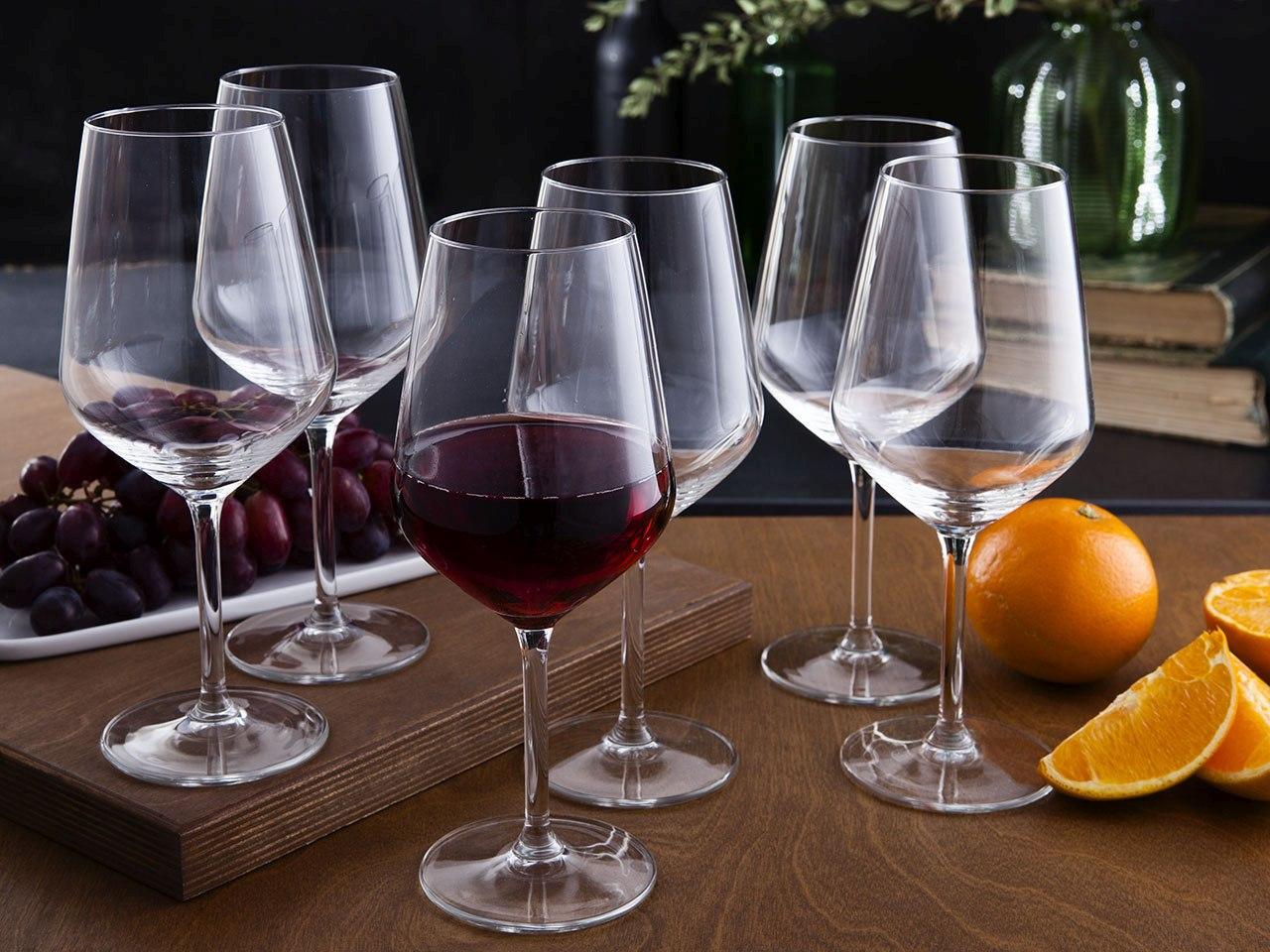 Kieliszki do wina czerwonego Altom Design Rubin 530 ml (6 sztuk)