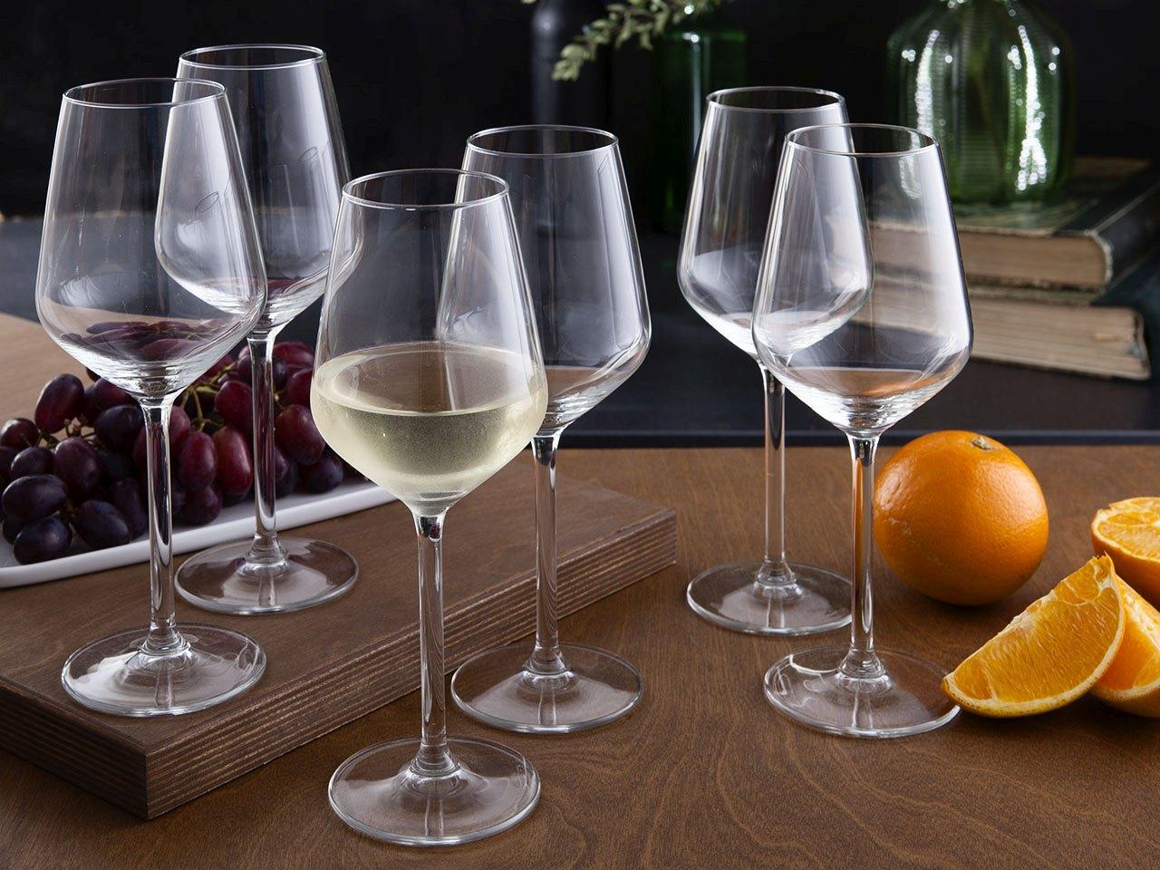 Kieliszki do wina białego Altom Design Rubin 370 ml (6 sztuk)