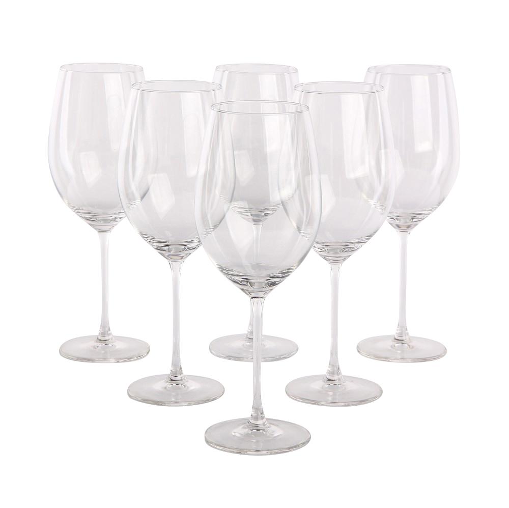 Komplet kieliszków do wina czerwonego Altom Design 530 ml (6 sztuk)