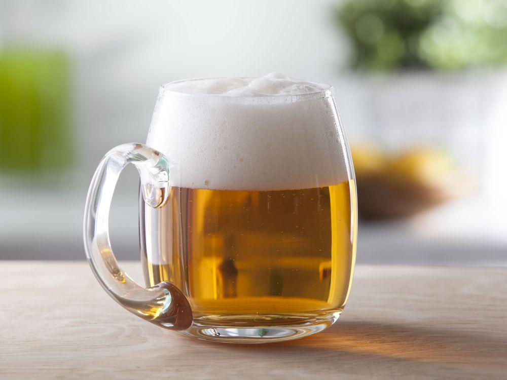 Kufel do piwa Beczka 500 ml