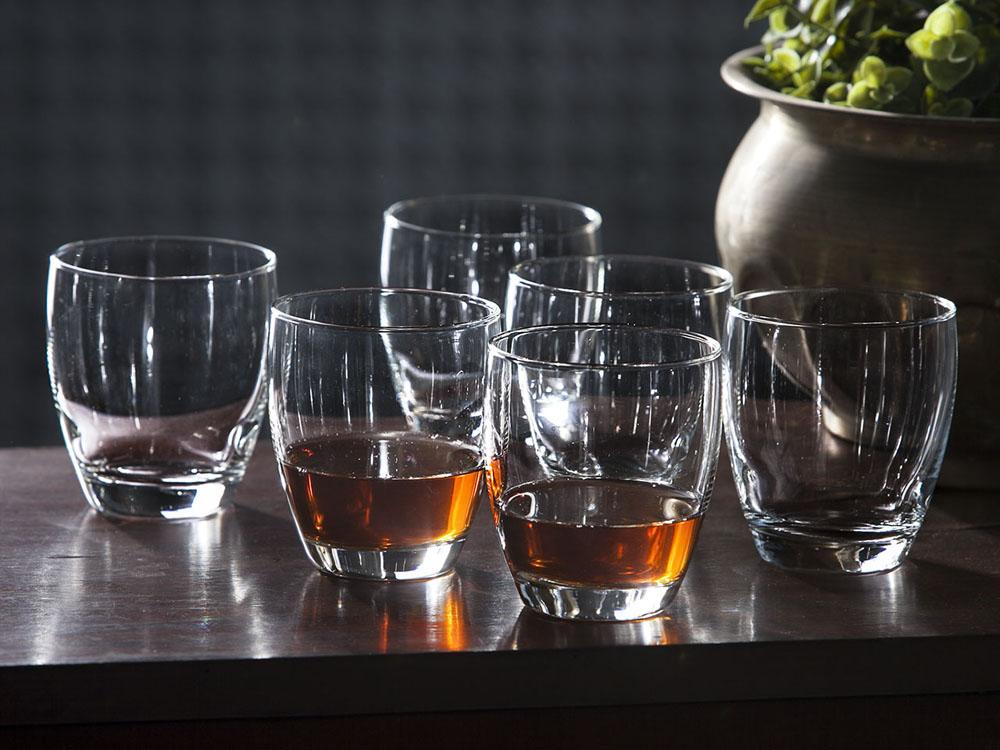 Szklanki do whisky Hrastnik, komplet 6 szt.