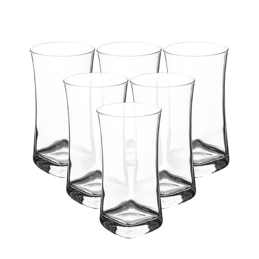 Szklanki do napojów Hrastinik wysokie 360 ml (6 sztuk)