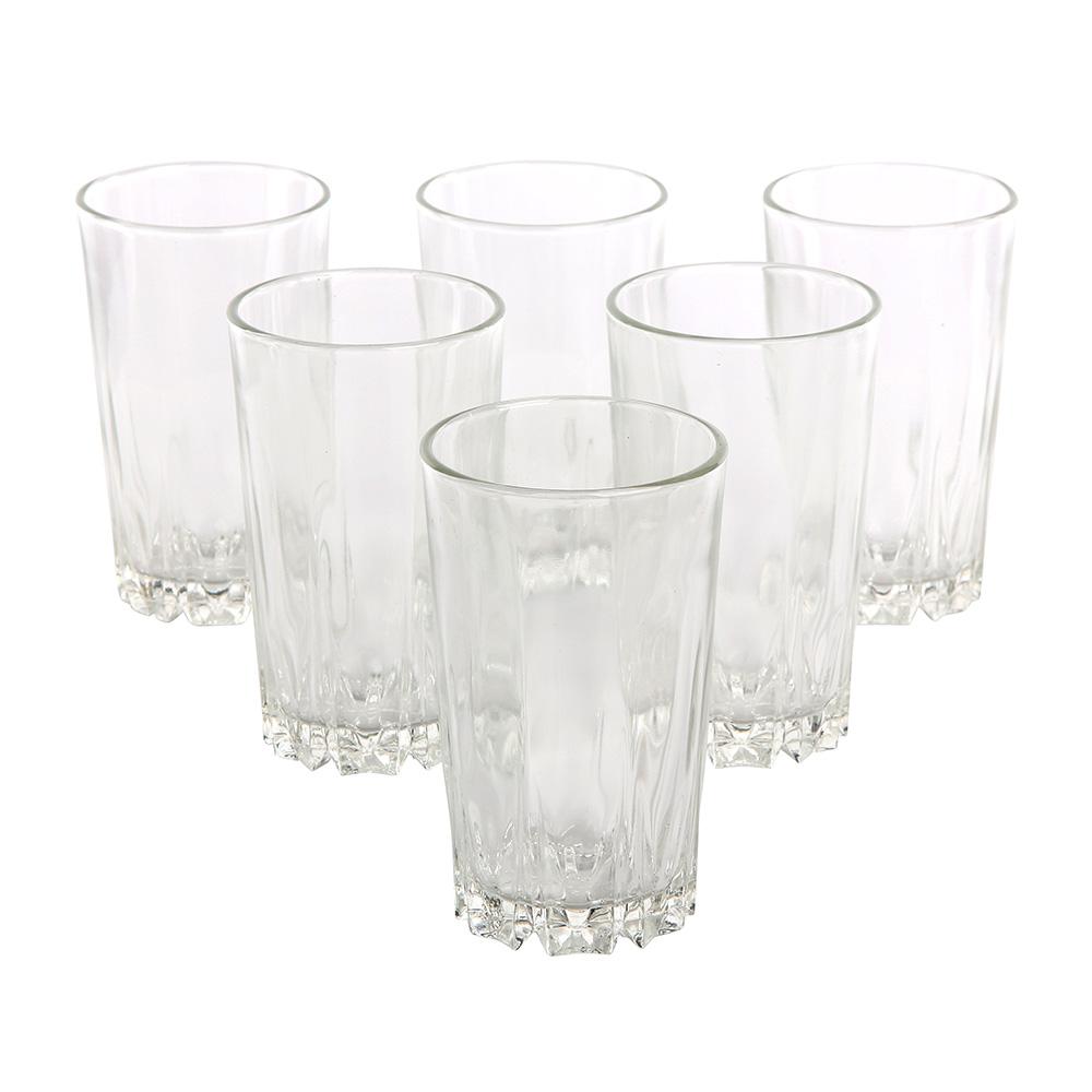 Szklanki do napojów long drink Altom Design Rodos 280 ml, komplet 6 szt.
