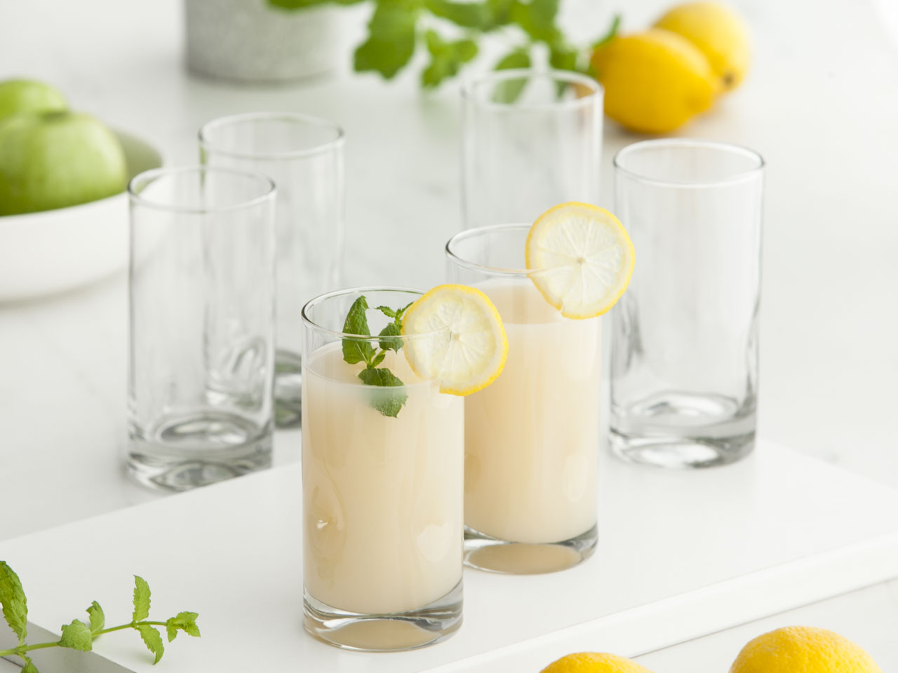 Komplet 6 sztuk szklanek Royal Leerdam Bali 370 ml