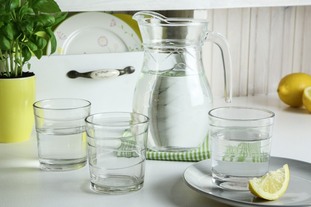 Dzbanek do napojów szklany Altom Design 1,2 l