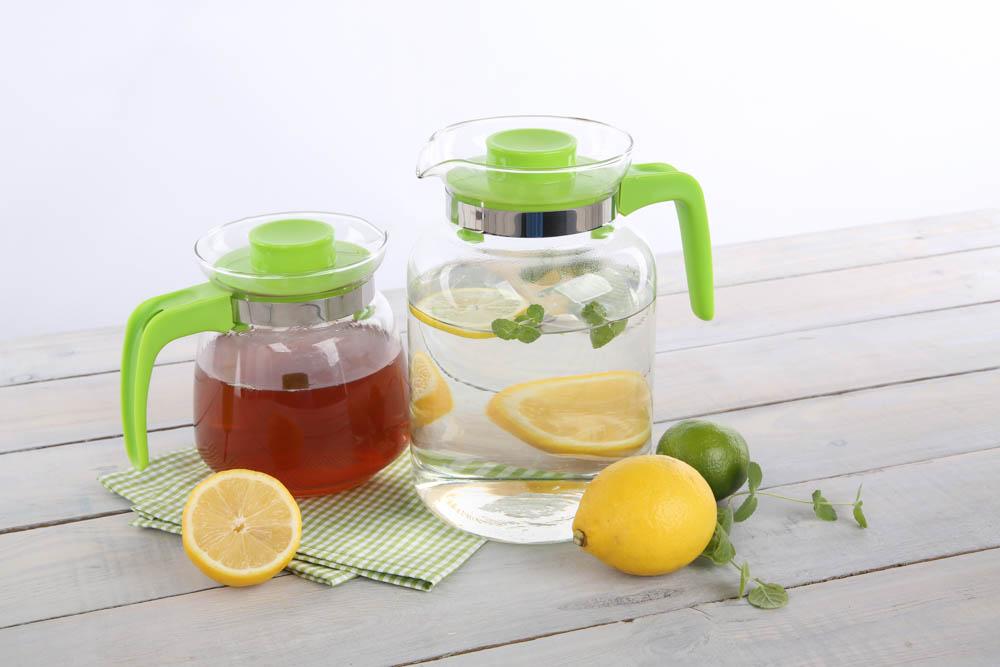 Dzbanek do herbaty szklany Altom Design 1 l
