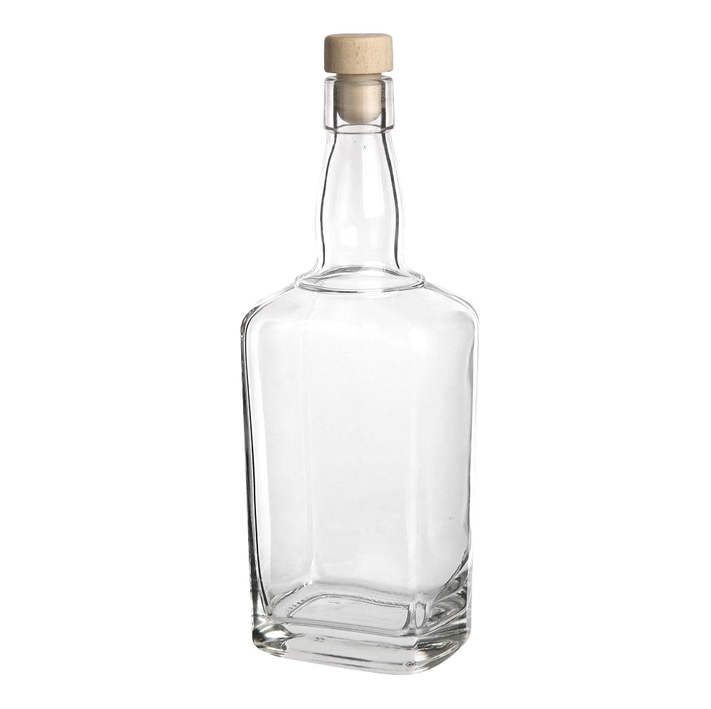 Karafka do nalewek / butelka Hrastnik Jack 700 ml