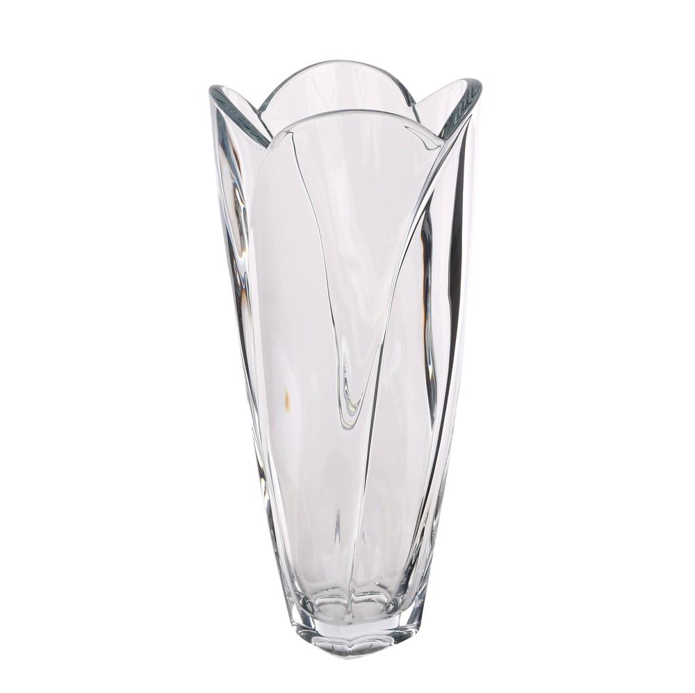 Wazon szklany Bohemia Globus 35 cm
