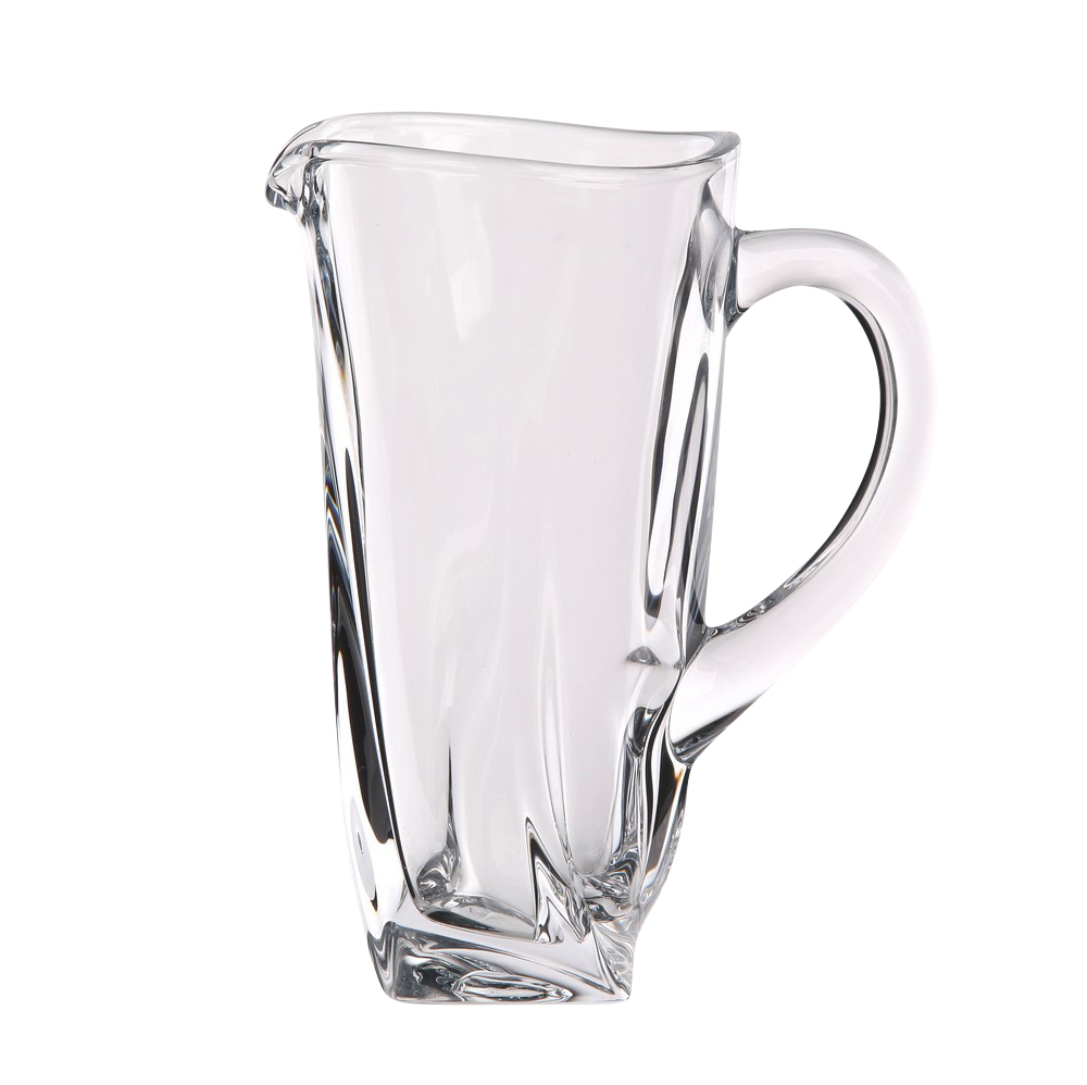 Dzbanek na wodę / sok Bohemia Quadro 1100 ml