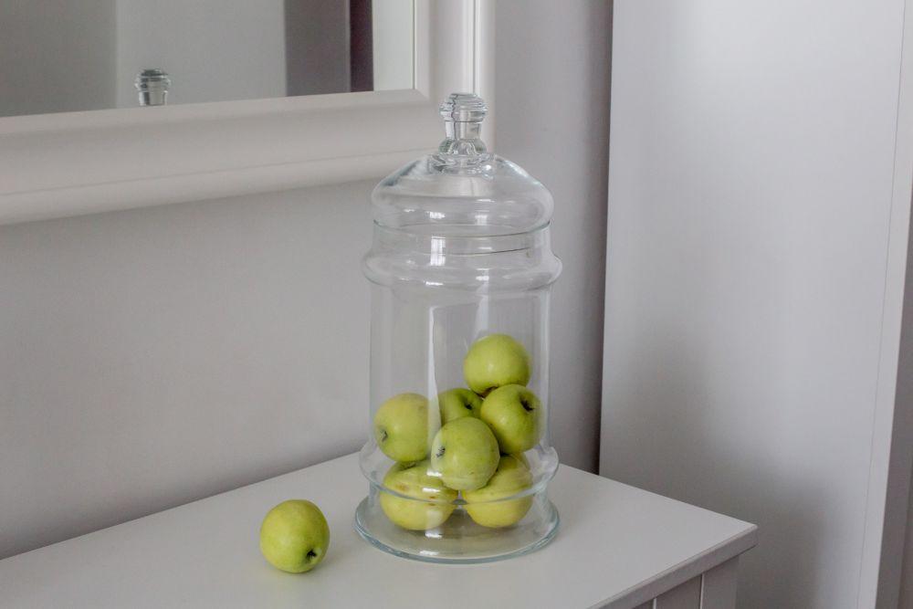Bomboniera / Pojemnik szklany Edwanex 3 l