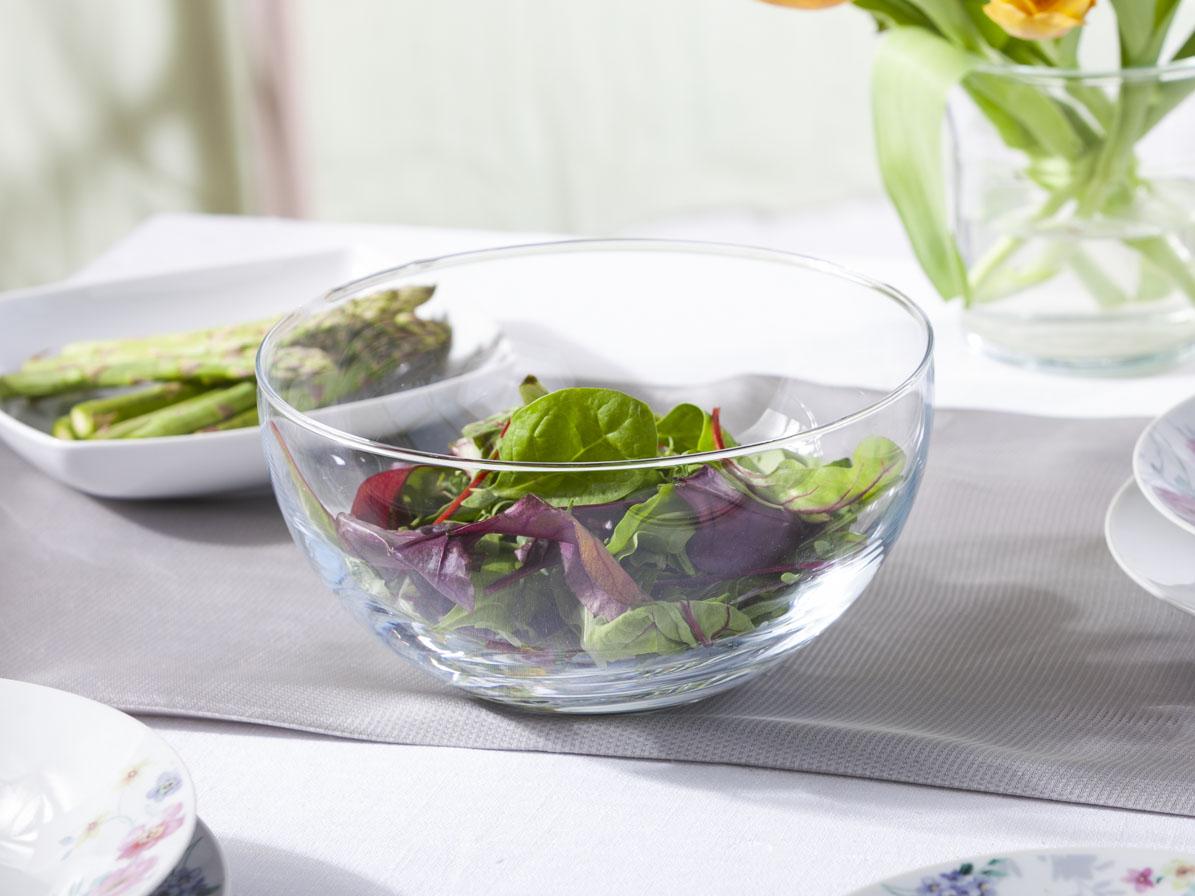 Miska / Salaterka szklana Edwanex 17 cm