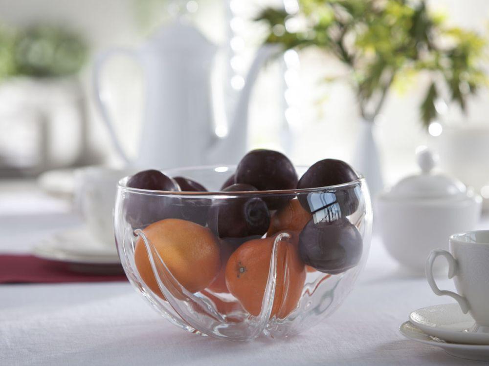 Miska / Salaterka szklana Edwanex 23 cm