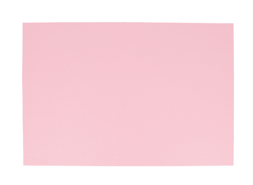 Mata stołowa filcowa prostokątna Altom Design Garden Pink
