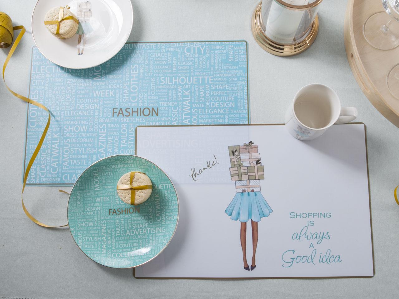Podkładka / Mata na stół Altom Design Fashion 28x43 cm (2 wzory)