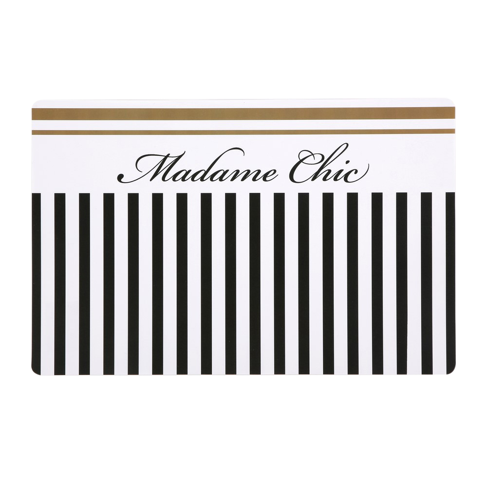Madame Chic table mat 28x43cm mix 2 wz