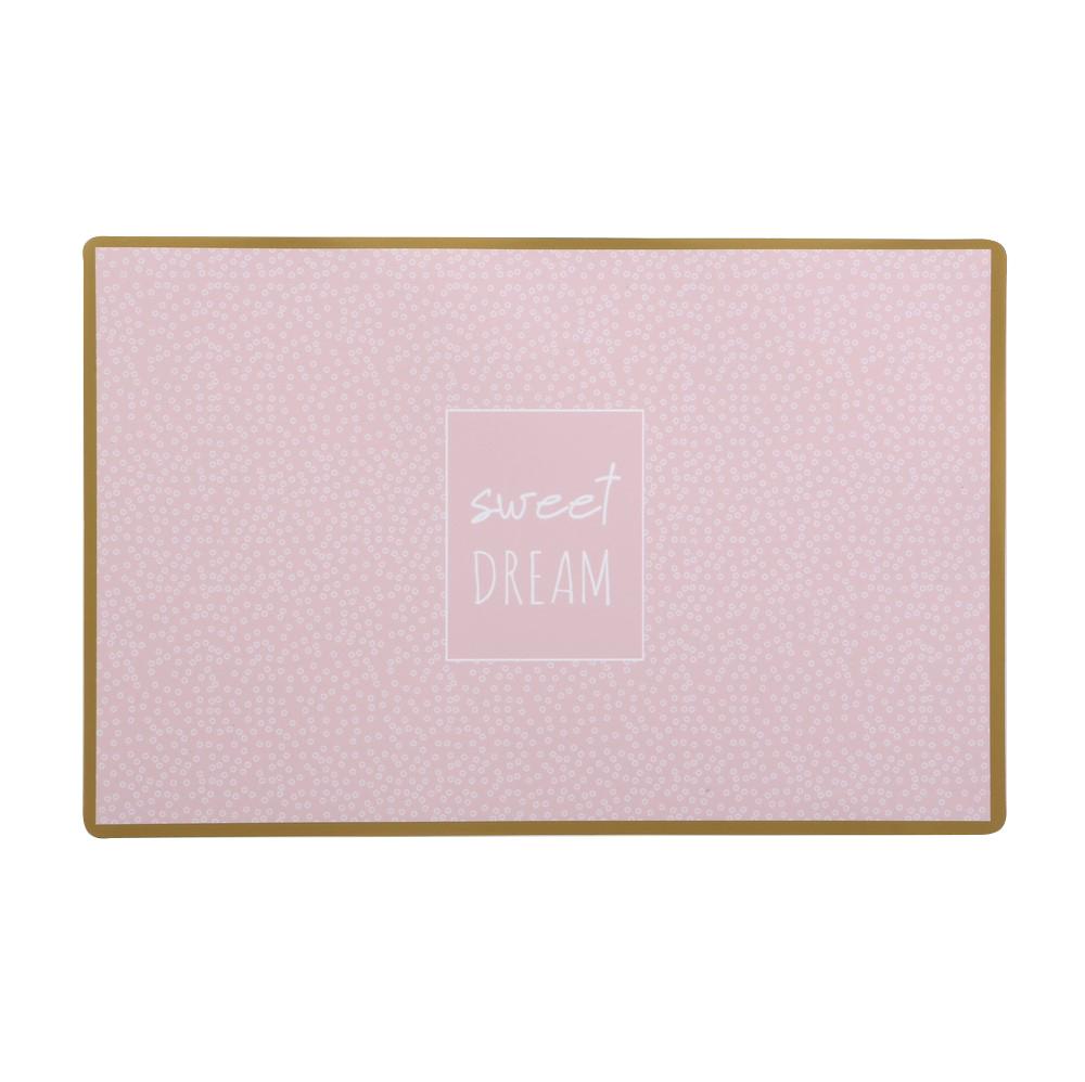 Podkładka na stół / mata stołowa Altom Design More Love dek. 1 28x43 cm
